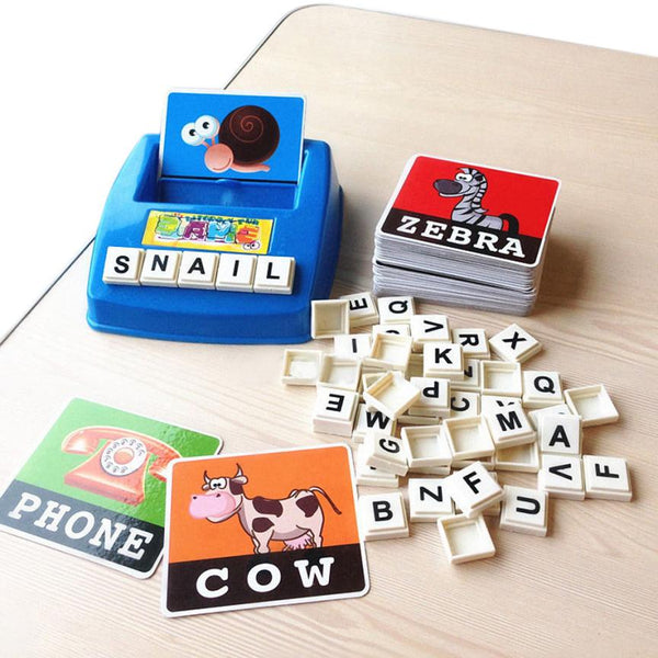 The Spelling Machine - Factor Gadgets