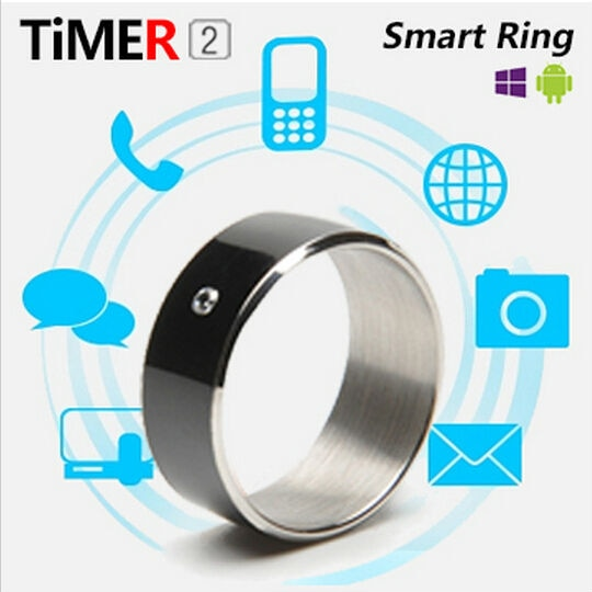 Volcanic Magnet Smart Ring - Factor Gadgets