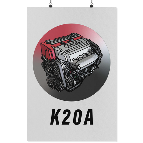 K20A Poster