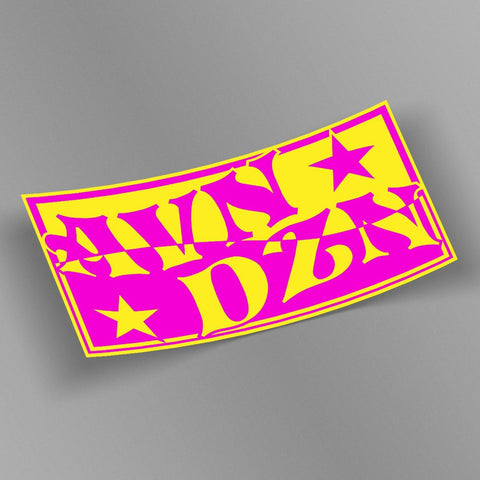 @avn.dzn Decal AVN.DZN Split Color Slap