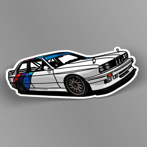 avn.dzn Decal DTM E30 M3 Slap