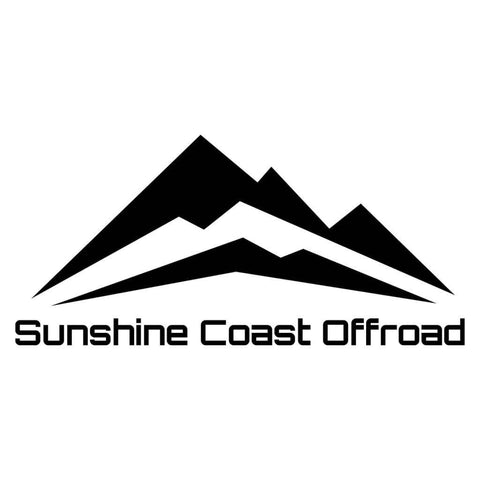 Old Sunshine Coast Off-Road Decal - Decal
