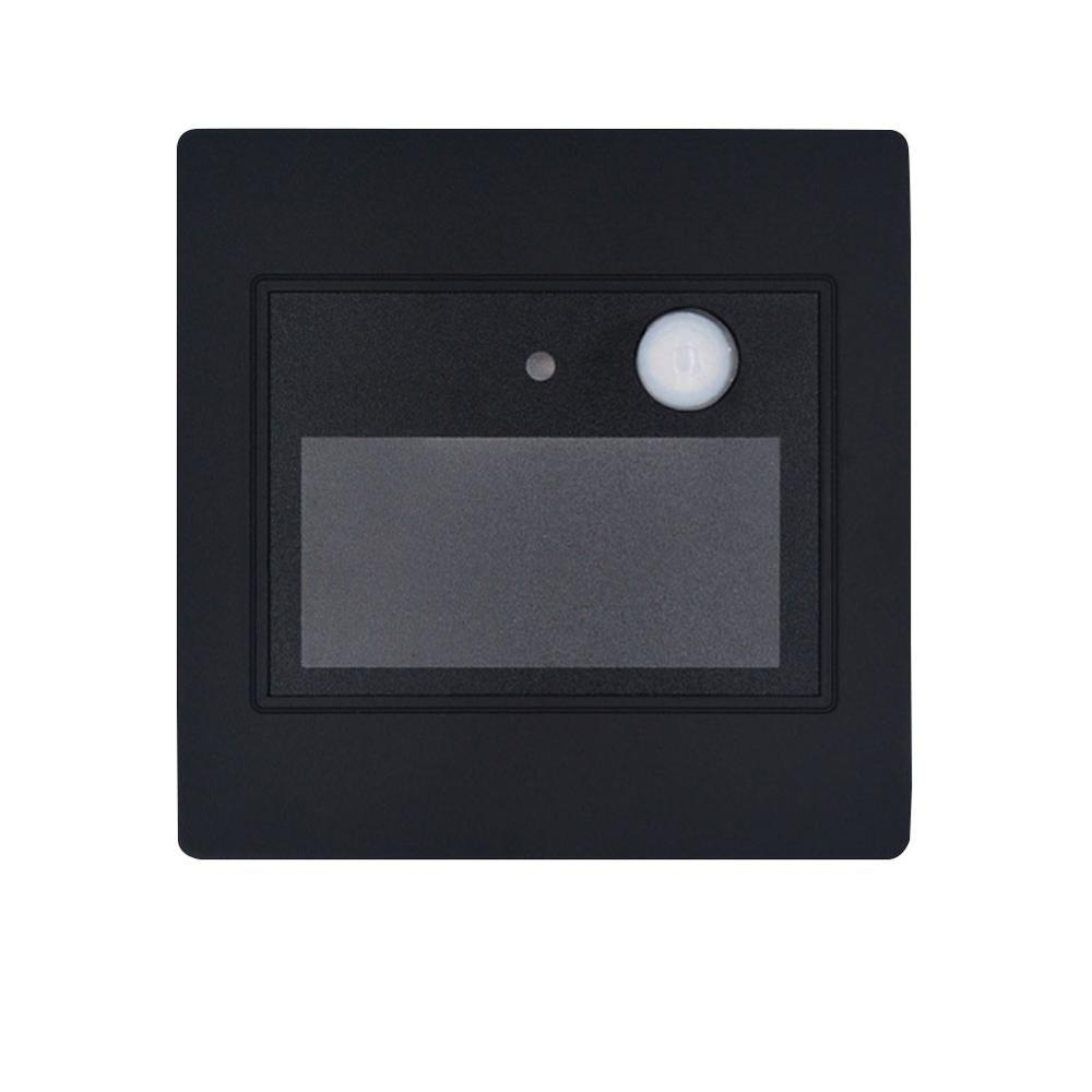 15w Led Wall Foot Light Pir Motion Sensor Stair Switch With Security Step
