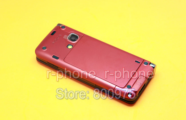100% Original NOKIA E90 Mobile Cell Phone 3G GPS Wifi 3.2MP Bluetooth Smartphone Red & Gift