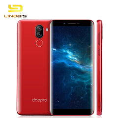 18:9 Full Vision Screen Doopro P5 Android 7.0 Smartphone 5.5'' 1280 x 640 1GB 8GB MTK6580 Quad-core 3500mAh Unlocked Cellphone