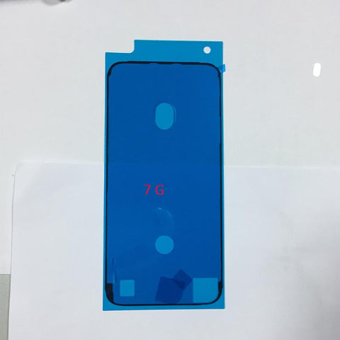 "1pcs/lot New LCD Waterproof 3M Pre-Cut Adhesive Glue Tape Front Housing Frame Sticker For iPhone 7 6 5.5 "" 6S plus 4.7"""