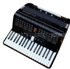 2016 Promotion Real Instrumentos Musicales New Arrival Diatonic 37 The Parrot Accordion Sanfonas Accordeon 871 96bs 96 Bass