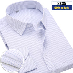 2016 Spring Classic Men Striped Dress Shirt Long Sleeve Turn-down Collar Regular-Fit Mens Business Office Shirts  20colors