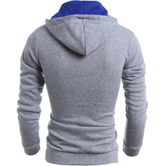 2017 Hot new fashion men Slim casual men's sweater Sweater jacket winter coat sweater 4 colors