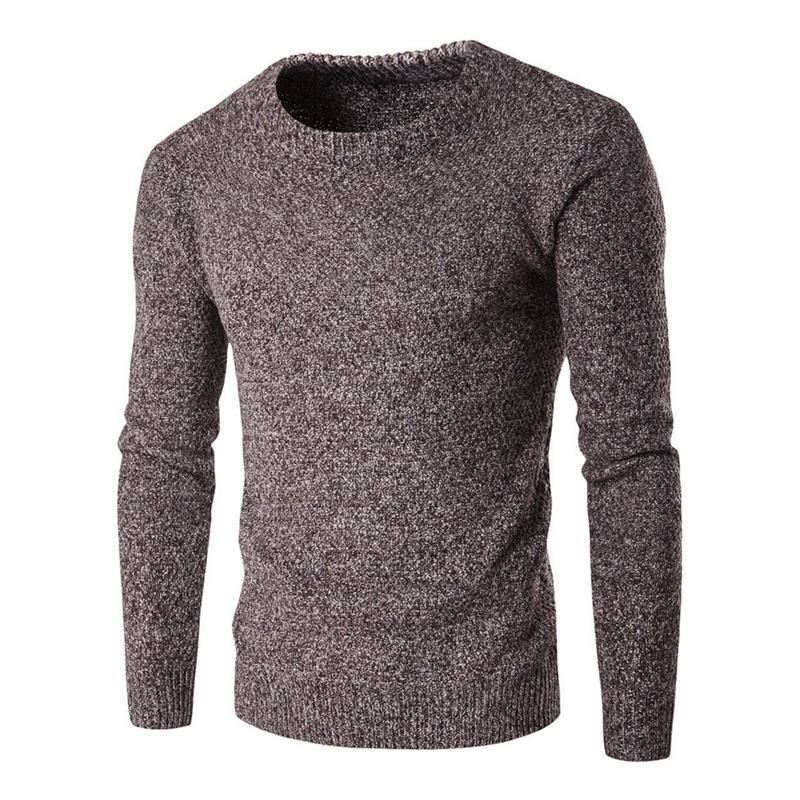 2017 Men Knitted Sweaters Knitwear Male Casual Fashion Slim Fit Fitness Large Size Autumn Winter Thick Sweaters Pullovers Hombre