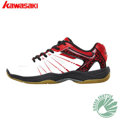 2017 Original Kawasaki Badminton Shoes Men And Women Zapatillas Deportivas Anti-Slippery Breathable For Lover