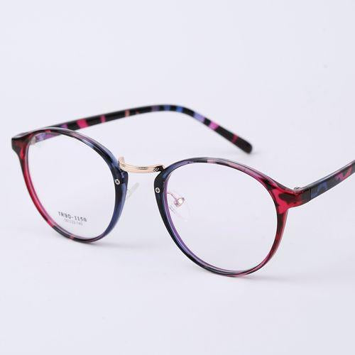 6dd4def1db 2017 nerd eyeglasses fashion prescription glasses frames eyewear women  Ultra light spectacle frame TR90 glasses men