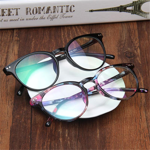 85f07d0c82 2017 new cheapest Fashion Retro men s glasses frame plain women s  eyeglasses spectacle female eyewear oculos de