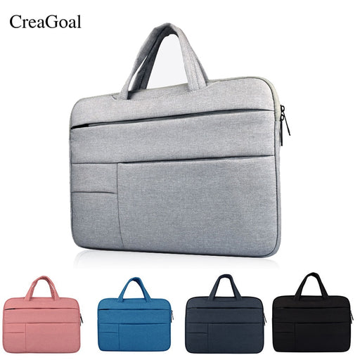 2018 Men Women Laptop Bags Briefcases Sleeve Notebook Case for Macbook Dell HP Asus Lenovo Macbook Xiaomi 15.6 inch Cover