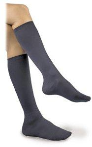 BSN Medical/Jobst H2643 Women's Activa Sheer Therapy Stocking, Knee High, 15-20 MMHG, Navy, Large, Pair