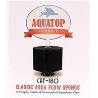 AQUATOP AQUATIC SUPPLIES CAF-180 003452 Classic Aqua Flow Sponge Aquarium Filter, Upto 180 gal by Aquatop Aquatic Supplies