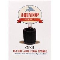 Aquatop Aquatic Supplies Classic Aqua Flow Sponge Aquarium Filter Up To 25 Gal CAF-25 by Aquatop Aquatic Supplies
