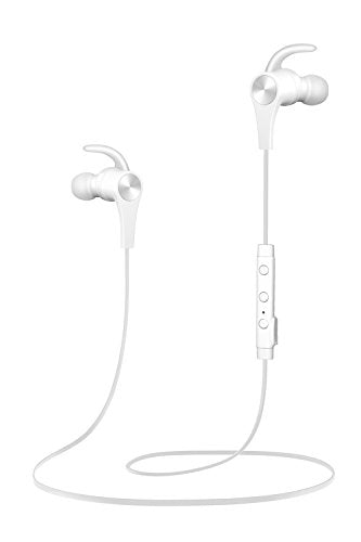 4fd982fe7a1 SoundPEATS Bluetooth Headphones In Ear Wireless Earbuds 4.1 Magnetic  Sweatproof Stereo Bluetooth Earphones for Sports With