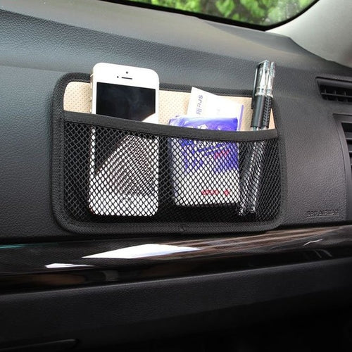 Car Storage Net Bag