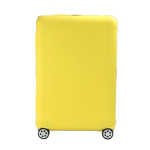 TOGEDI Washable Travel Trolley Suitcase Luggage Cover L Size Fits 26 28 Inch