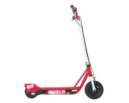 Hello Kitty Su Electric Scooter Pink White Keeboshop
