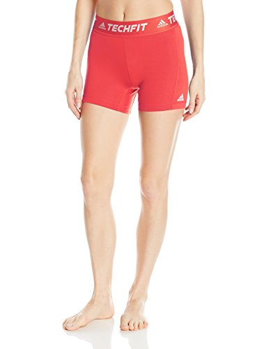 adidas Women's Soccer Techfit Base Short Tights
