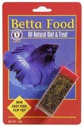 Fish & Aquatic Supplies Freeze Dried Betta Food Vial 1Gm