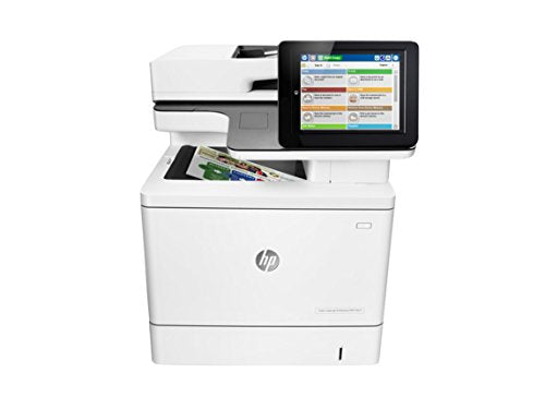 HP Color LaserJet Enterprise M577dn (B5L46A#BGJ) Duplex 3600 dpi USB / Ethernet Laser Multifunction Printer