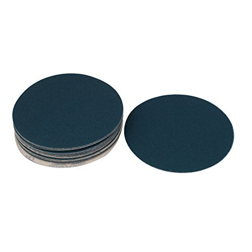 uxcell 5inch Flocking Sandpaper Auto Car Paint Polishing Sanding Disc 240 Grit 20pcs