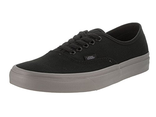 Vans Authentic Pop Black/Frost Grey Unisex Shoes Men/Women Sneakers (7.0 men/ 8.5 women)