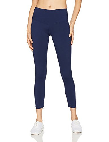 "Starter Women's 24"" Cropped Performance Workout Legging, Prime Exclusive"