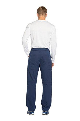 71e6399ca21 Dickies Dynamix Men's Zip Fly Cargo Scrub Pant XXX-Large Navy ...