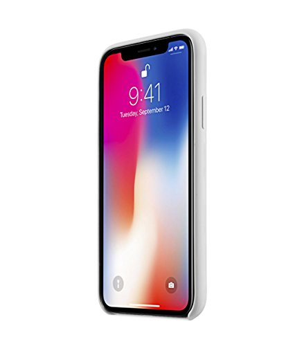 huge selection of 3a997 6e037 Melkco Aqua Silicone Case for Apple iPhone X - ( White )