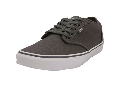 Vans Atwood Pewter Grey Shoes Unisex Men/Women Sneakers (8.5 men/10.0 Women)