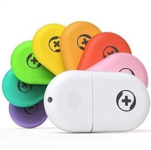 Portable Wifi Free Sharing Networks Compact Mini Wireless Router (Pink)