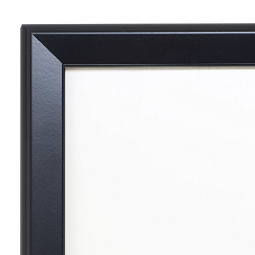 Movie Poster Frame 27x40 Inches, Black SnapeZo 1.25\