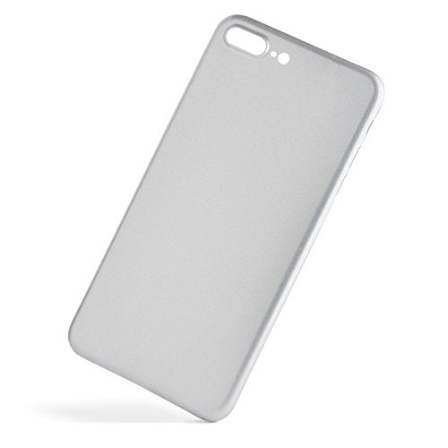 6f2b8423f7 iPhone 8 Plus Case, Thinnest Cover Premium Ultra Thin Light Slim Minimal  Anti-Scratch