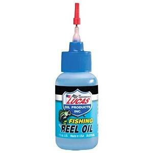 Lucas Oil Product 10690 Fishing Reel Oil