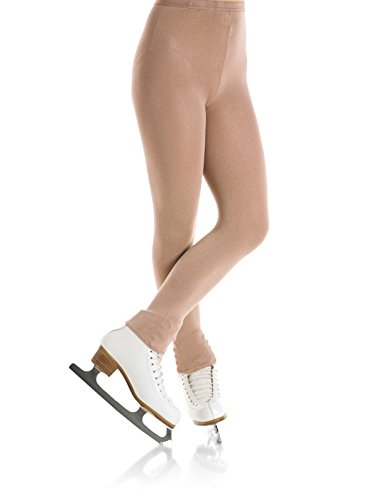 Mondor 3373 Women's Skating Tights Footless