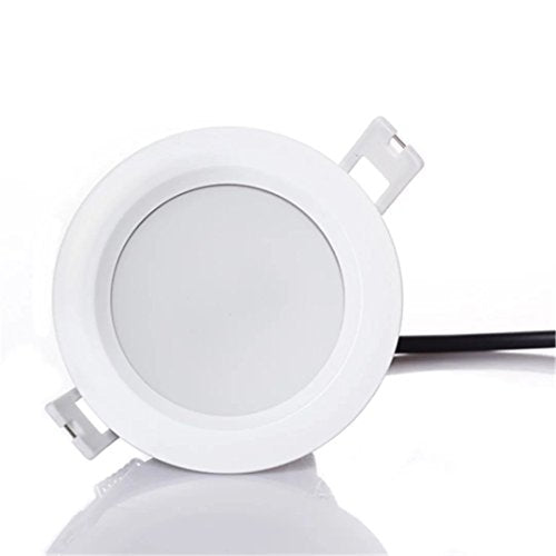 quality design 0caee 15b2a PRODELI LED Ceiling Light Fixture Flush Mount Warm White Recessed Lighting  Trim Downlight Wall Sconce for Housing Bathroom Kitchen Living Dining Room  ...