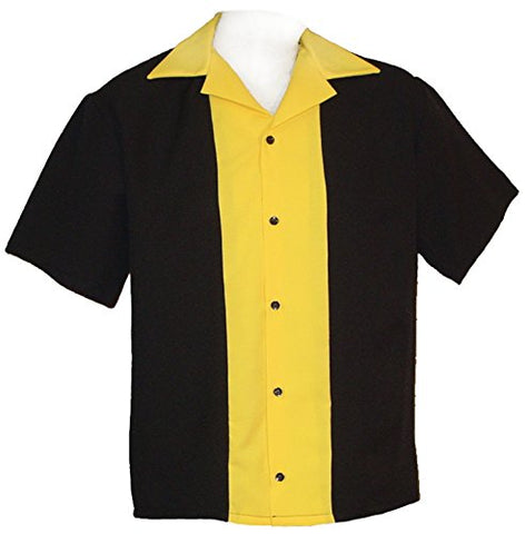 Tutti Girls Bowling Shirts Yellow Youth Sizes Small 8-9 yrs, Medium 10-11 yrs, Large 12-13