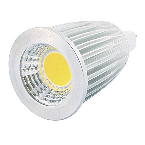DealMux AC85-265V 7W GU5.3 COB LED Spotlight Lamp Bulb Energy Saving Downlight Pure White