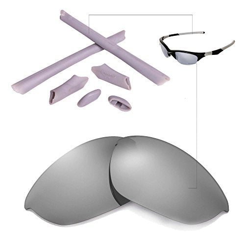 22deb11455 Walleva Replacement Lenses Or Lenses Rubber for Oakley Half Jacket  Sunglasses - 22 Options Available