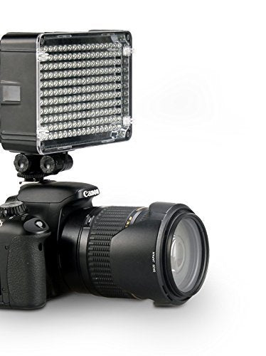 Zenness Aputure Amaran AL-198A Camera Camcorder LED Video Light Lamp for Canon Nikon by China Camera Factory