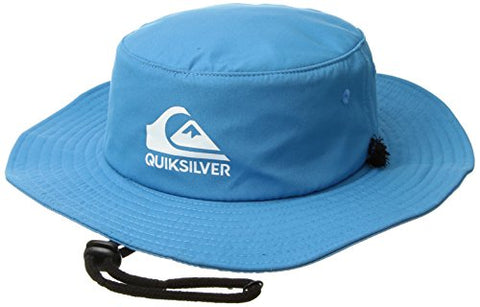 Quiksilver Gelly 4 Hat, Atomic Blue, 1SZ/Little Boys