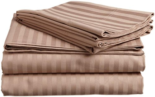 King Size 4 Pc Bedding Set   1800 Series Hypoallergenic Wrinkle Free Bed  Linens With Brushed