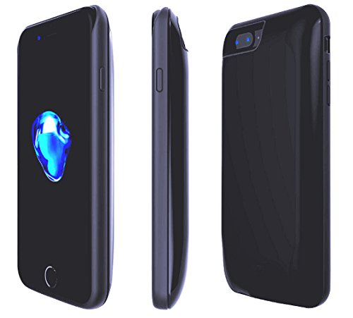 size 40 25873 5036a iPhone 7 iPhone 8 Battery Case by ChicCosmo 5200mAh Charging Case (4.7  inch) Portable Charger Case Backup Power Bank Case Rechargeable Extended  Case ...