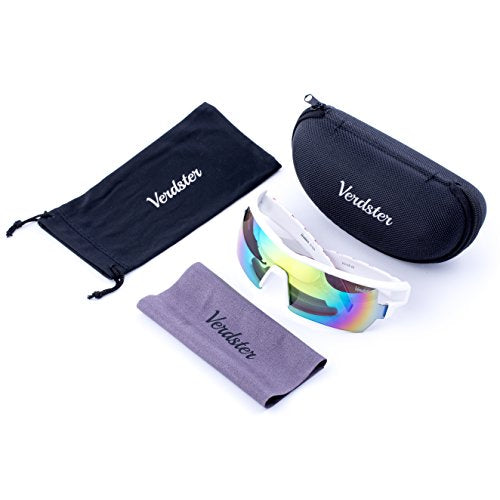 3734483771 Verdster TourDePro Sunglasses For Men and Women - Sporty Spectacles - UV  Protection Shades - Pack