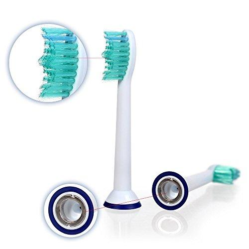 Generic Phillips Sonicare ProResults Electric Toothbrush Replacement brush heads