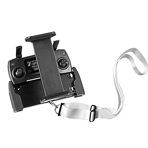 Yisdo DJI Mavic Pro Ipad Holder Spark Accessories Tablet Mount for Remote Controller with Handsfree Neck Lanyard Strap fit for Iphone, Android, Ipads and Tablets